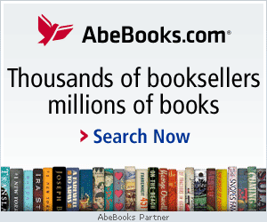 I'm an AbeBooks Affiliate
