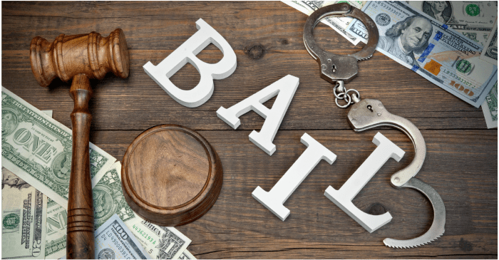 Cash bail cover image