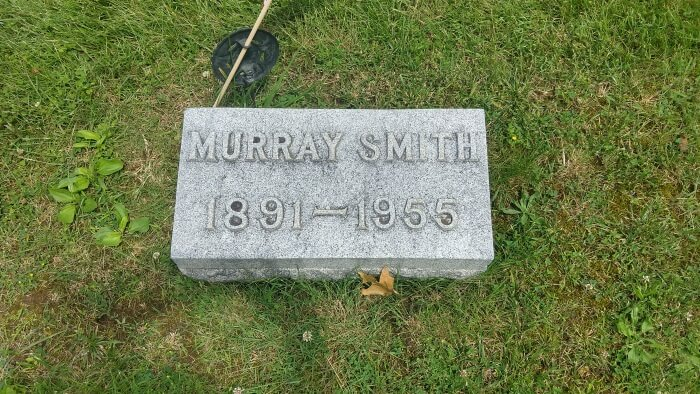 Murray Smith 1891 - 1955