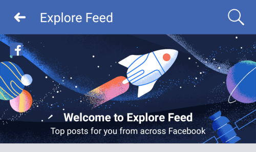 Facebook Explore Feed Isn't Gone - How to Find It