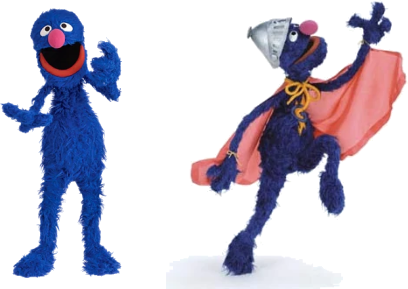 Can you tell the difference between Grover and Super Grover?